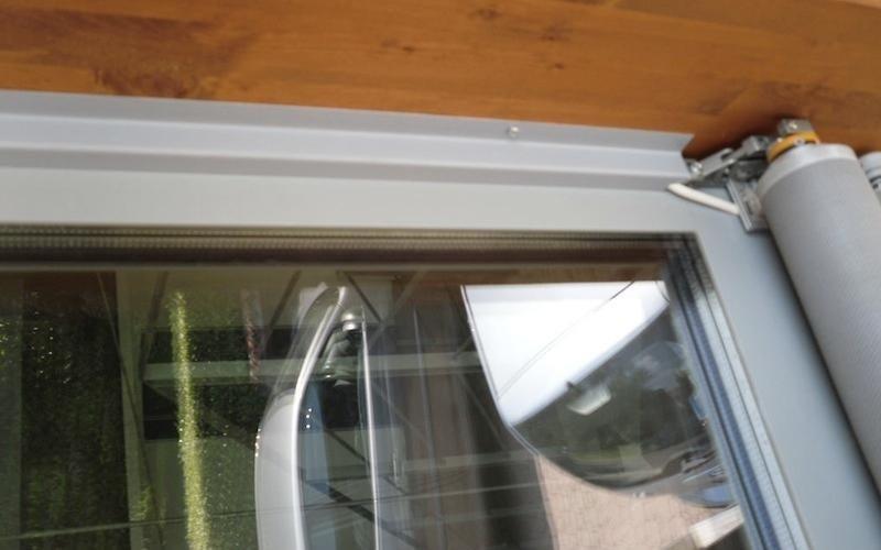 dettaglio porte finestre