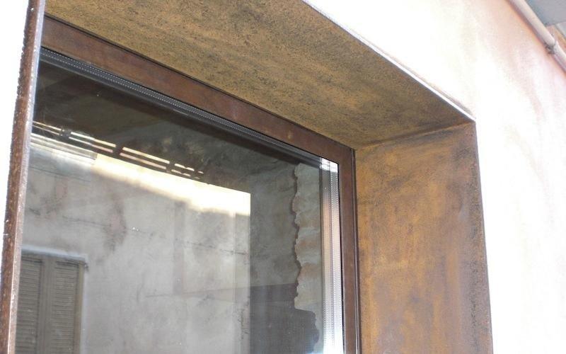 infissi finestre in alluminio