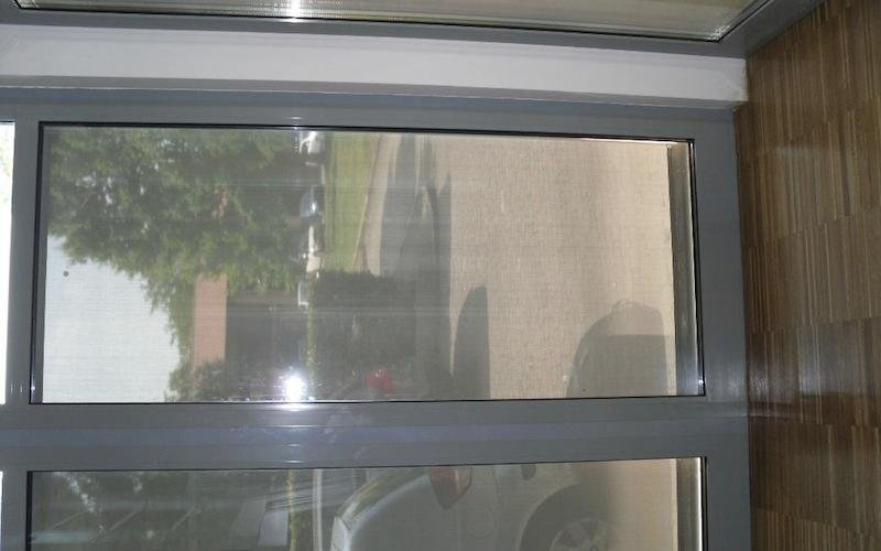 porte finestre in metallo
