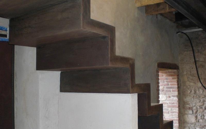scale per case di campagna