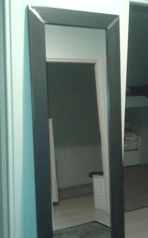 cronici in metallo per specchi