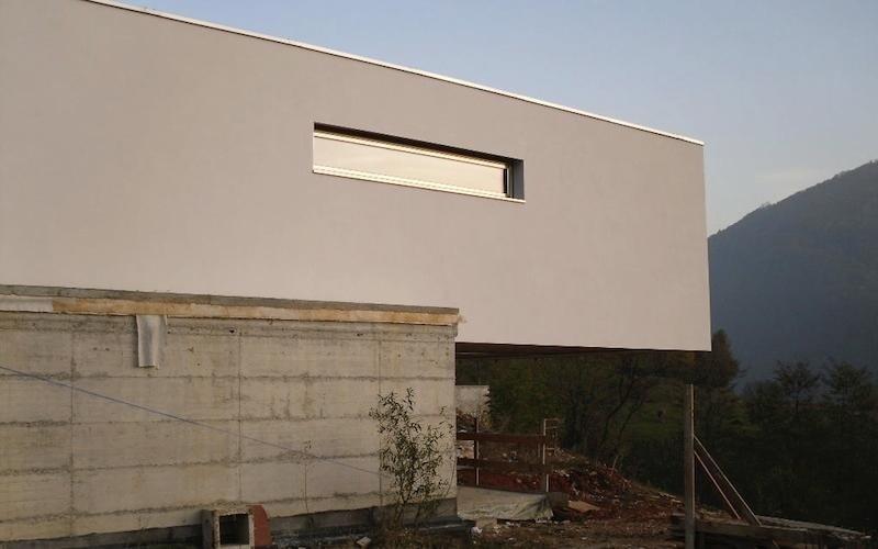 finestre su misura per villette brescia