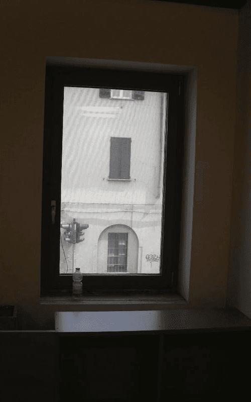 montaggio finestre