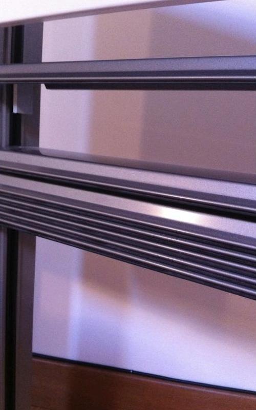 finestre in alluminio scorrevoli