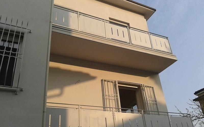 ringhiere balconcini BZ