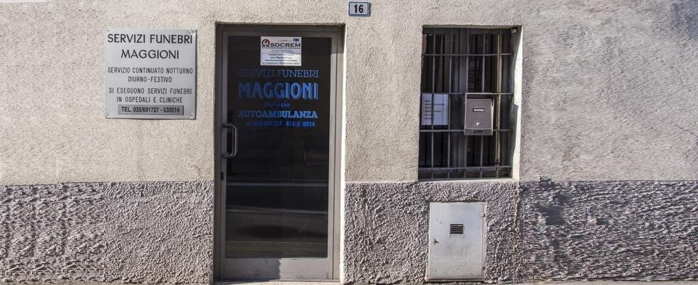 Onoranze funebri Maggioni Lallio