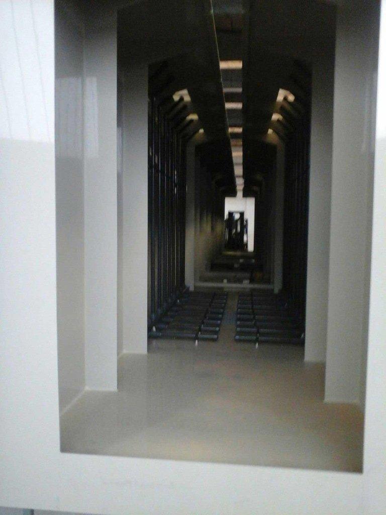 Tunnel di trattamento