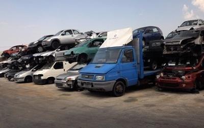 demolizioni camion