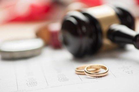 Separazioni e divorzio