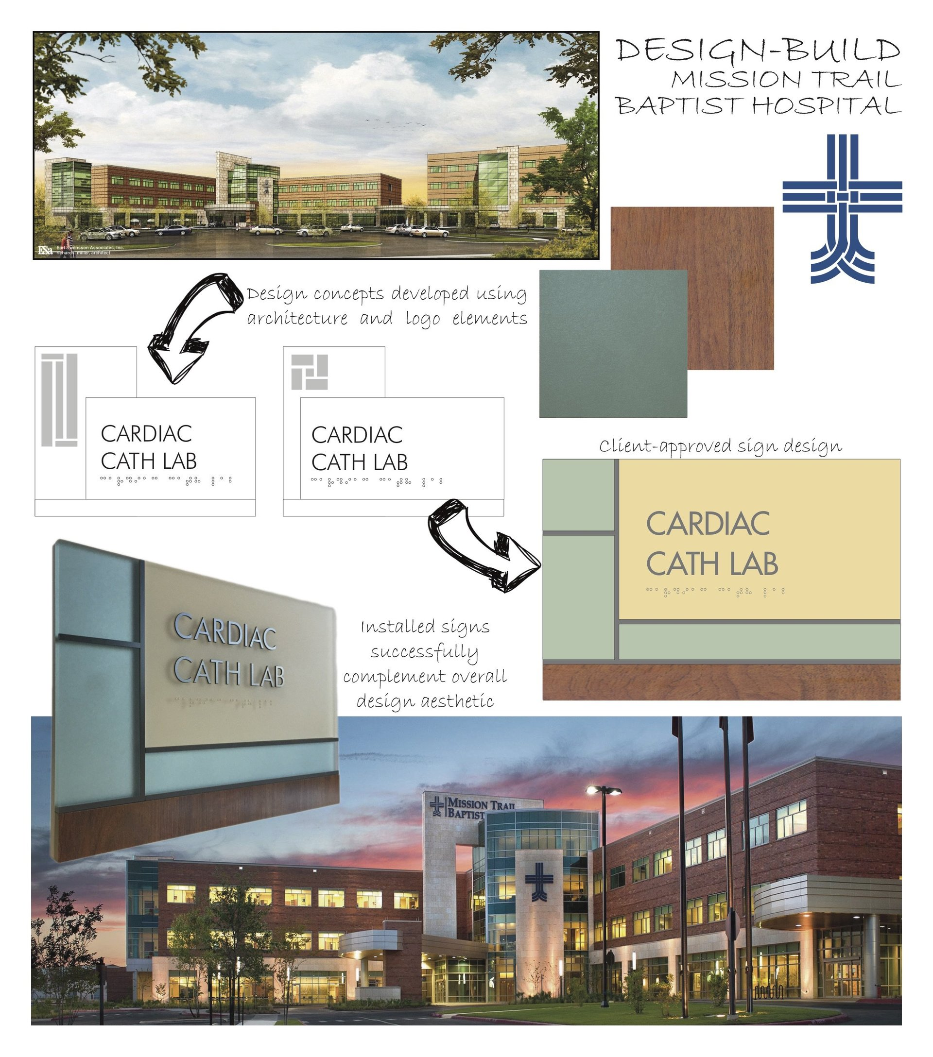 Healthcare Signage | Signcraft USA | Sign Company in