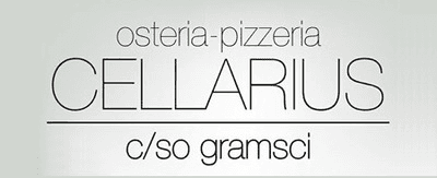 CELLARIUS C/SO GRAMSCI - LOGO