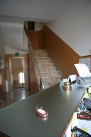 hall ingresso albergo dorico