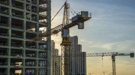costruzione palazzi, costruzione complessi residenziali, costruzioni con gru