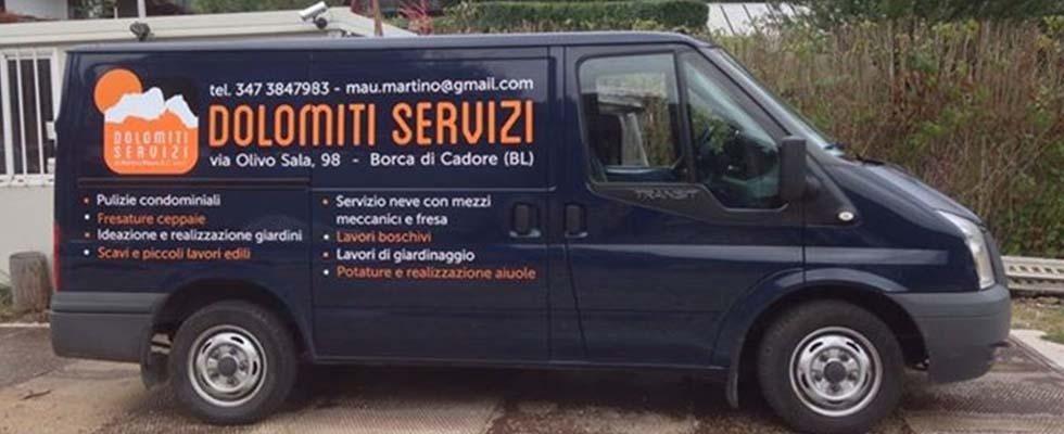 dolomiti servizi