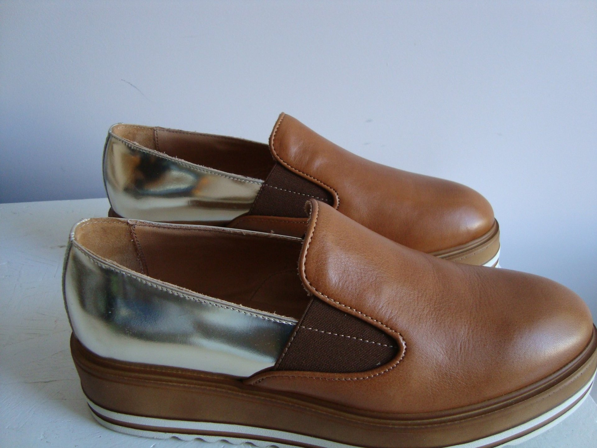 scarpa pelle donna