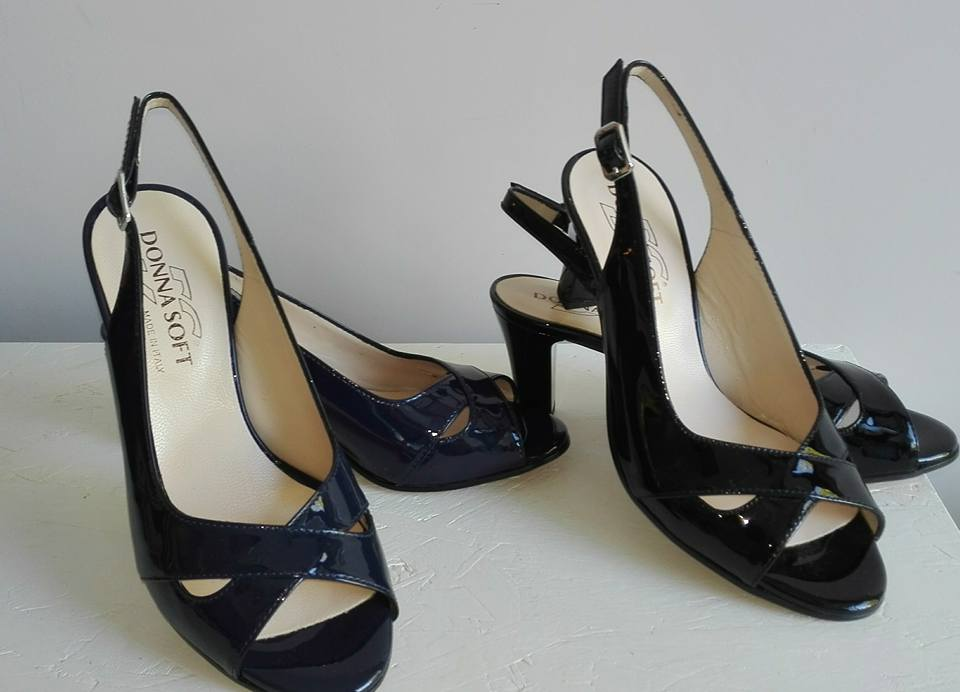 sandali col tacco da donna