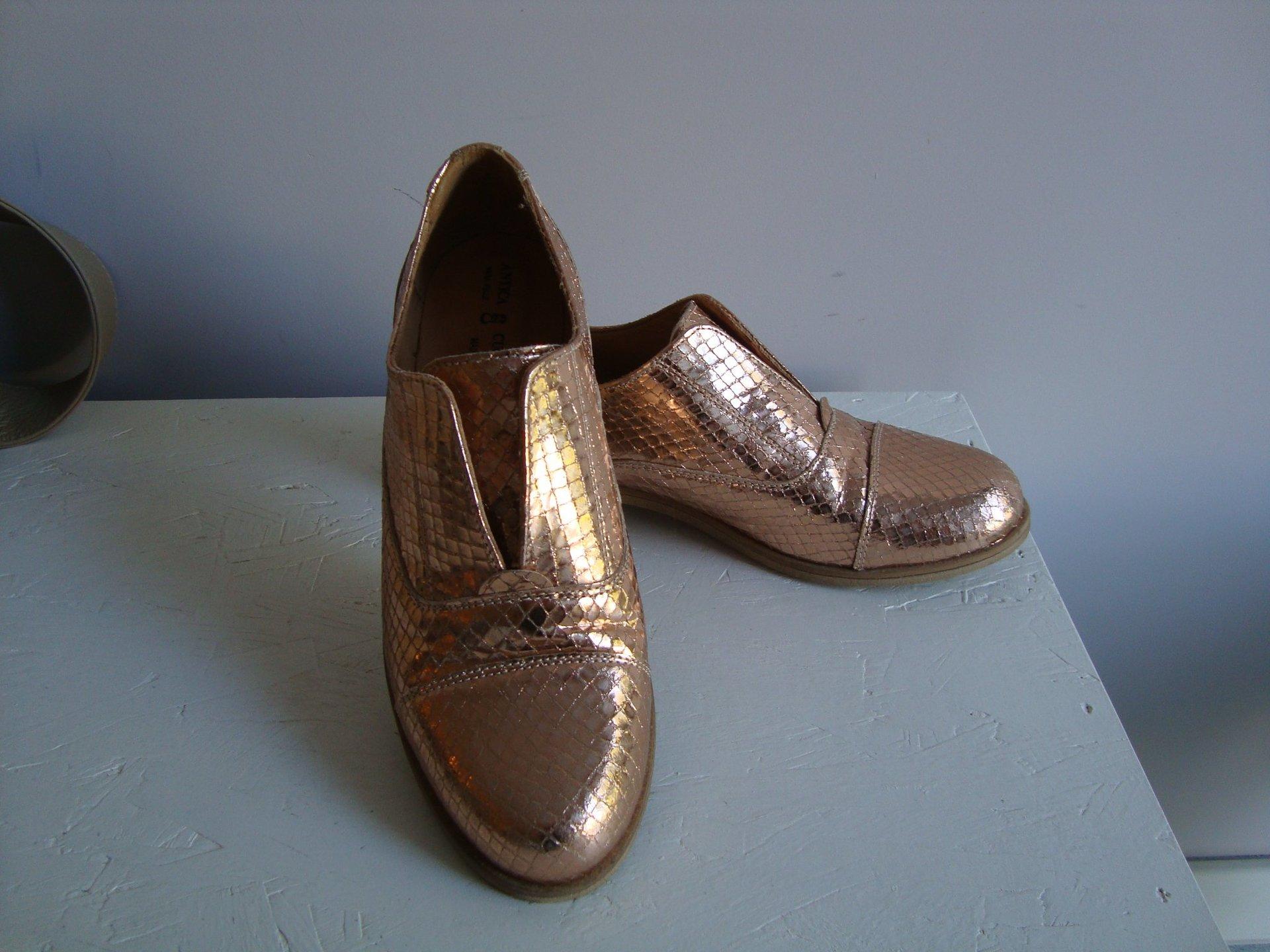 scarpa bassa donna