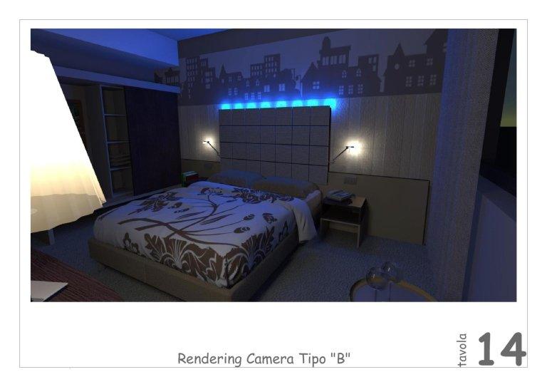 progettazione camera - De Stefani