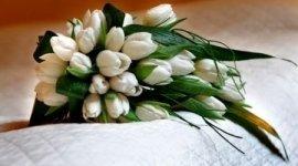 bouquet, sposa, rieti