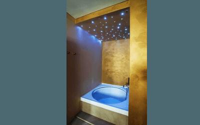 lampade a led per doccia