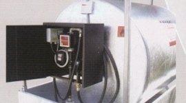 serbatoi trasportabili, serbatoi per liquidi infiammabili, serbatoi ad asse cilindrico