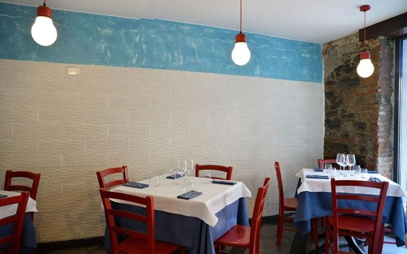 Welcoming restaurant Como