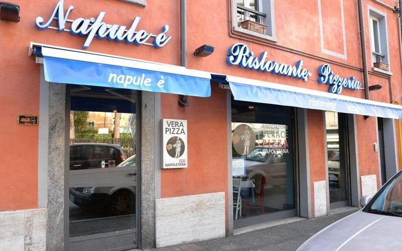 Restaurant and pizzeria Como