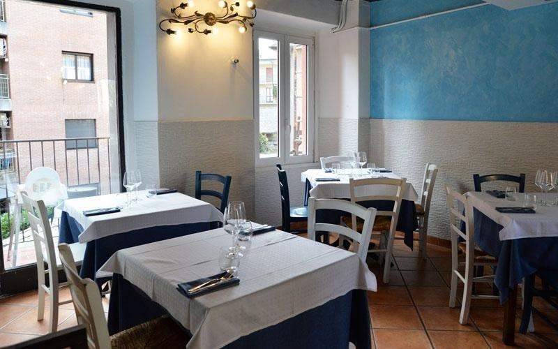 Campania cuisine restaurant