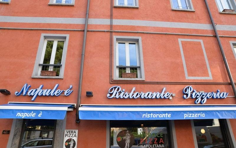 Restaurant Pizzeria Lake Como