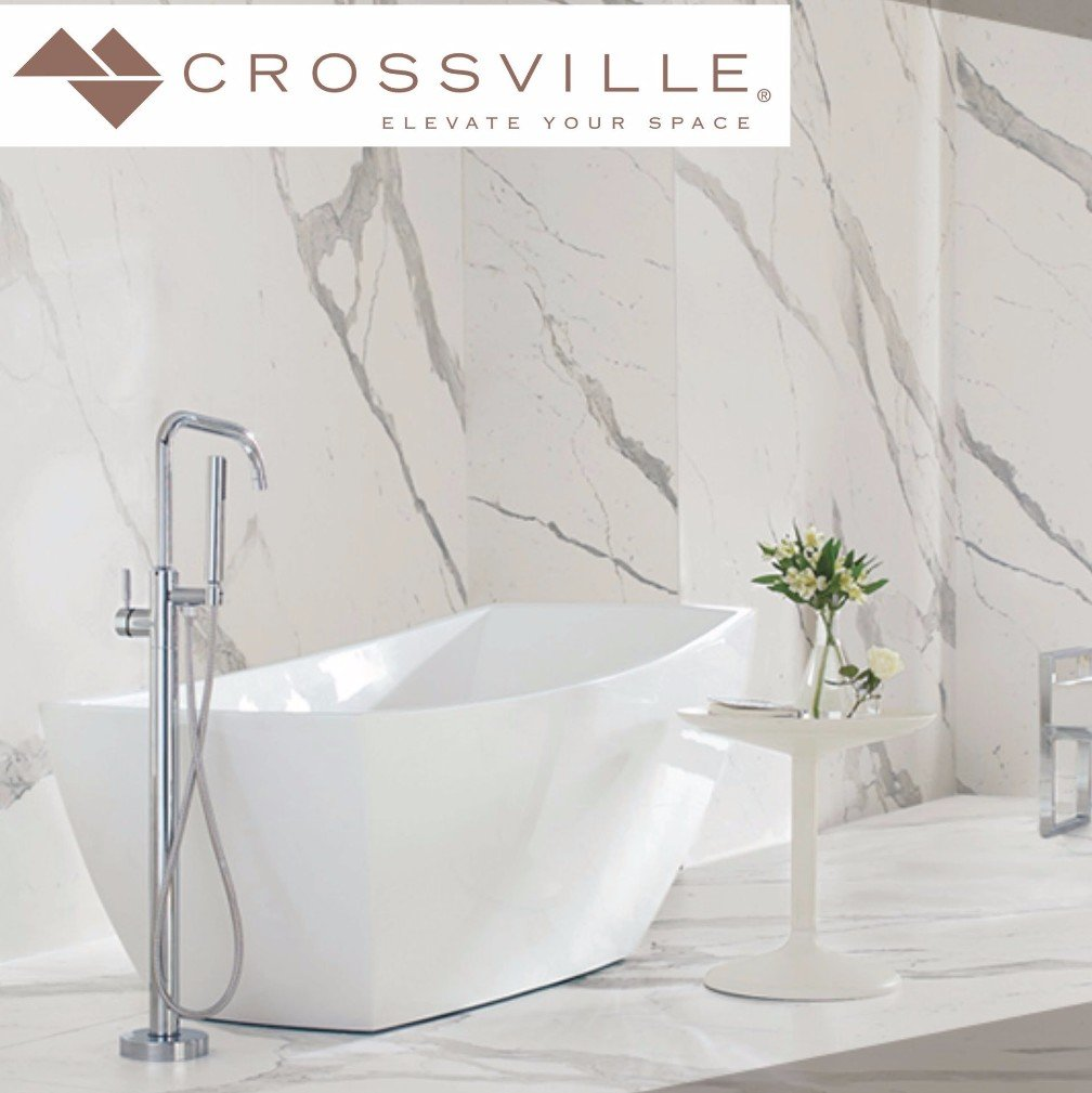 Crossville wall tile and panels