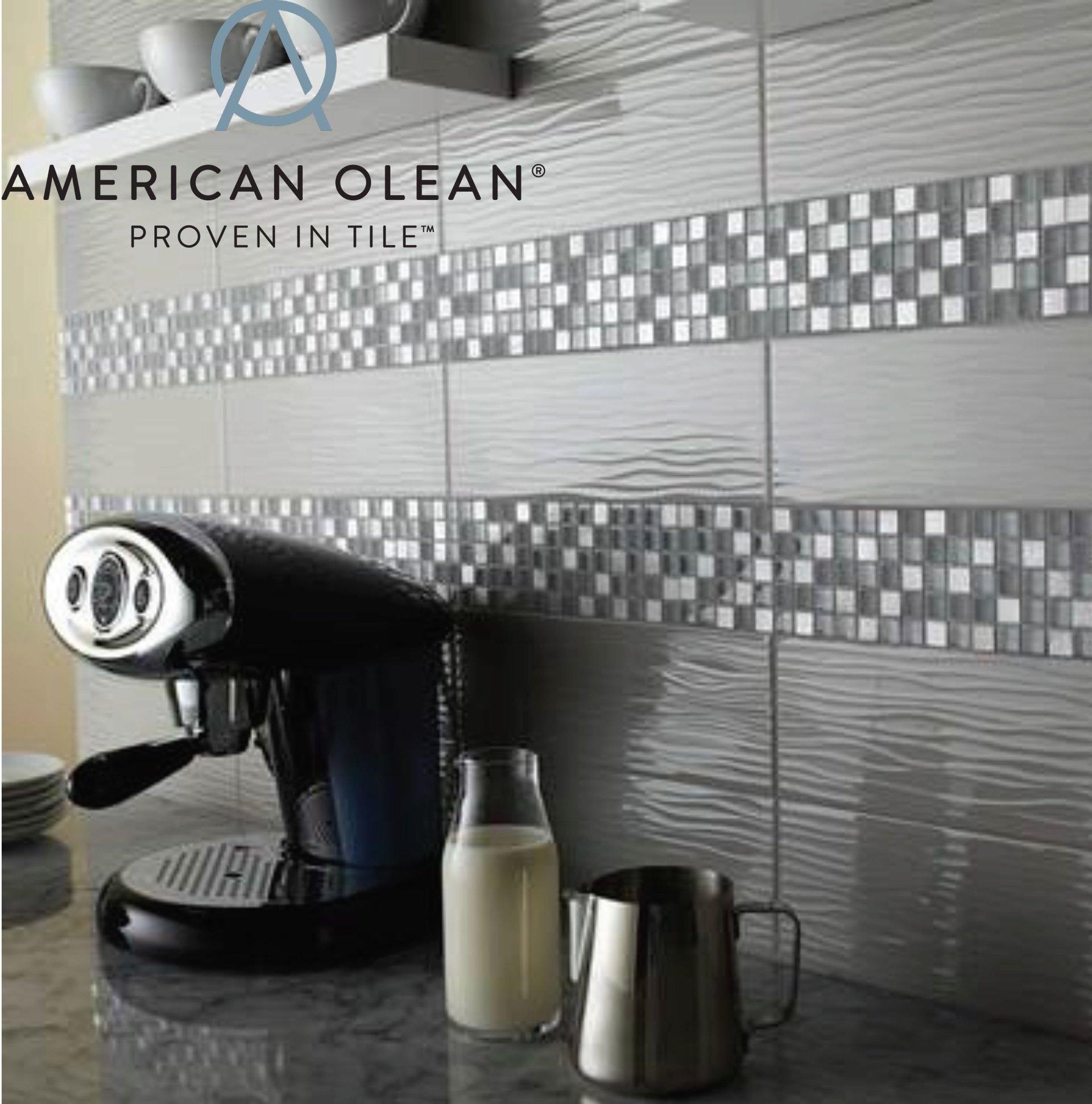 American Olean wall tile