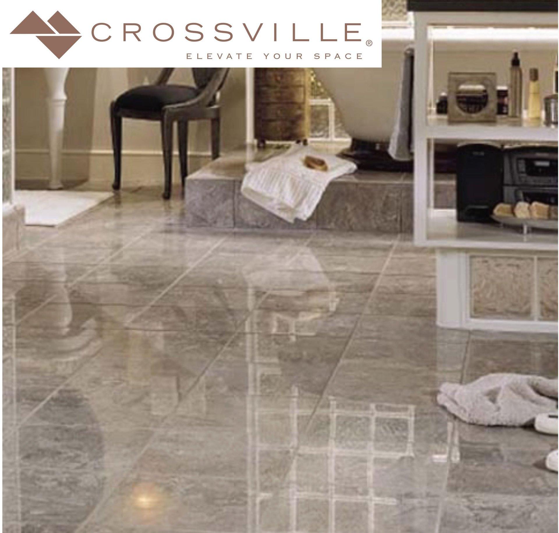 Crossville tile & stone