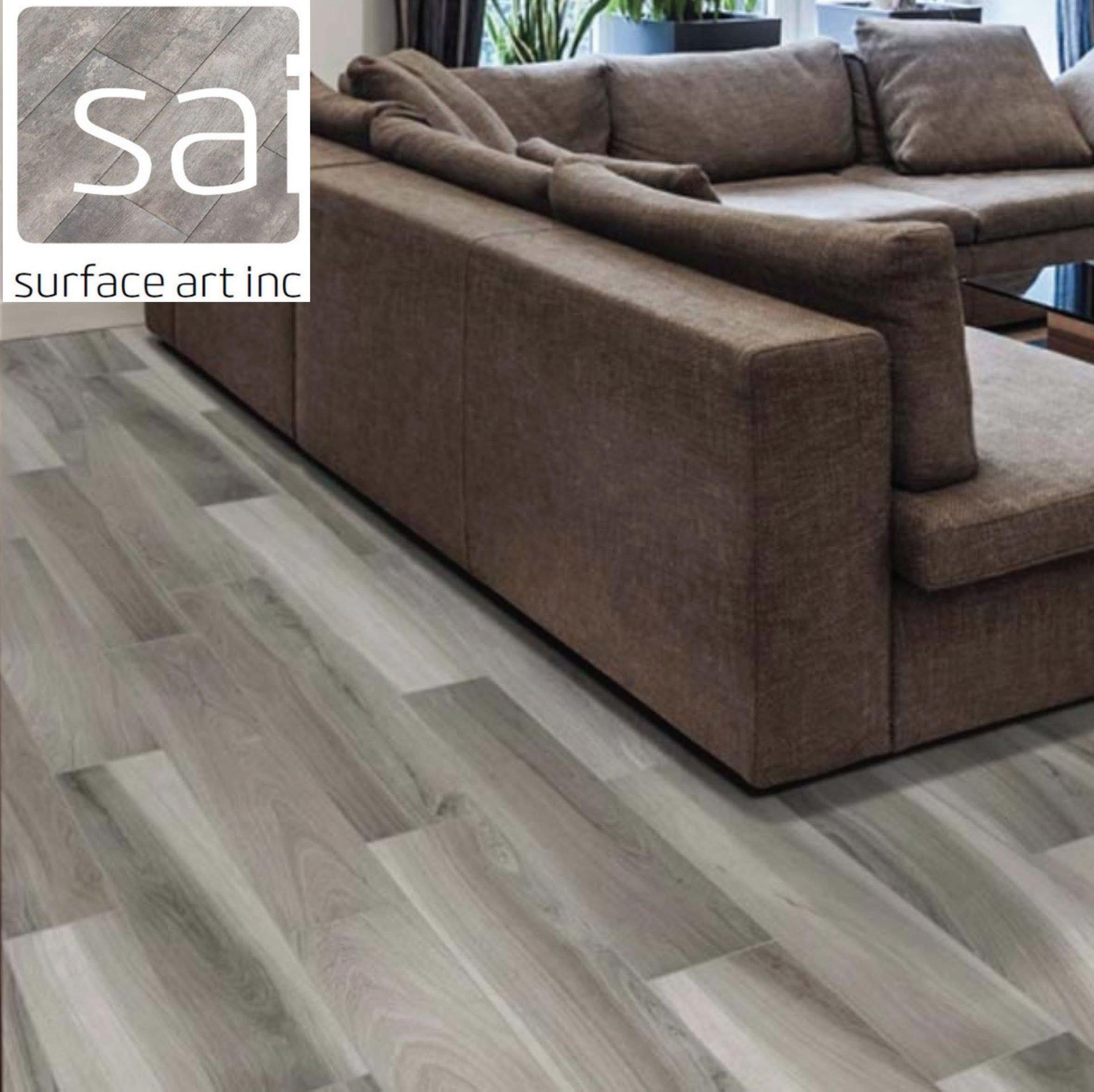 Surface Art Floor Tile