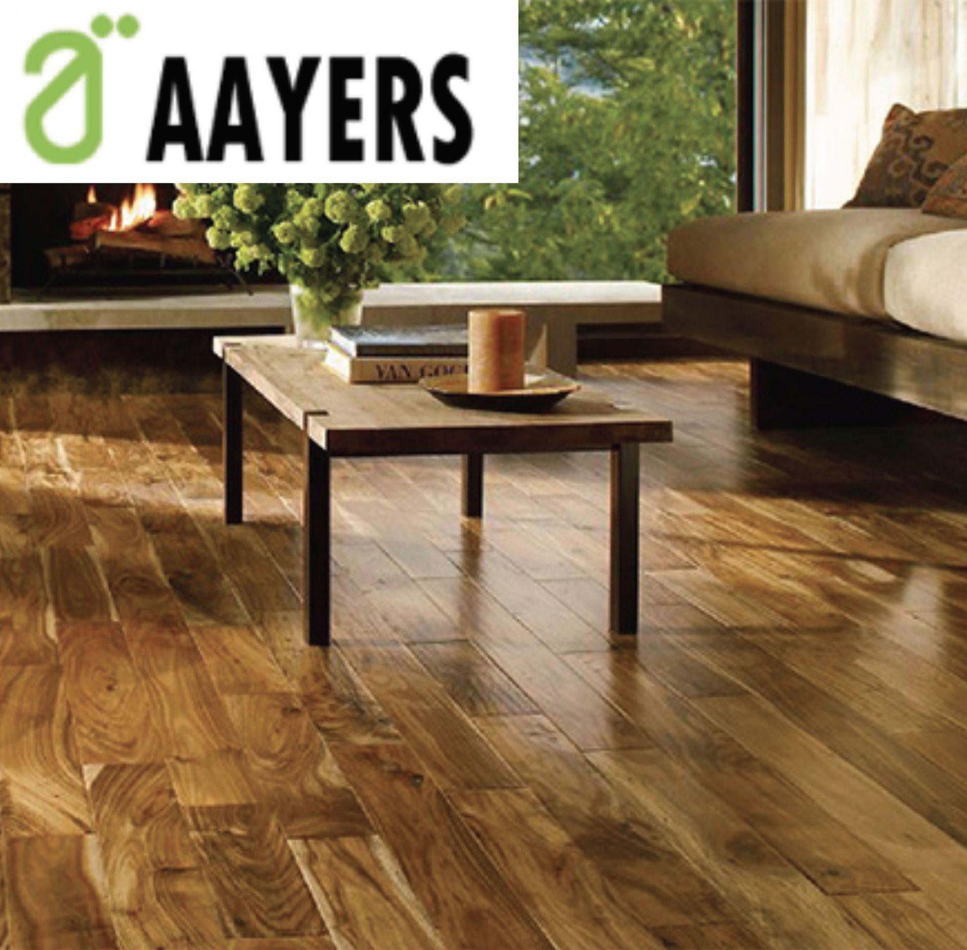 Aayers hardwood