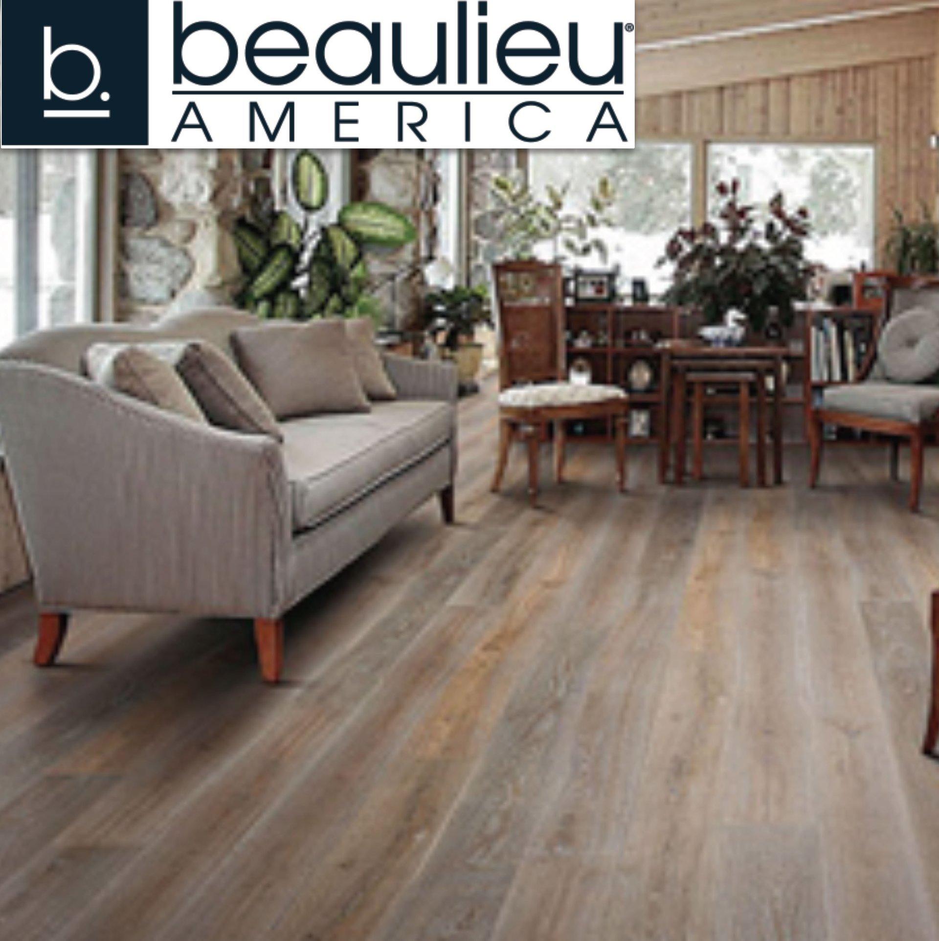Beaulieu luxury vinyl plank & tile