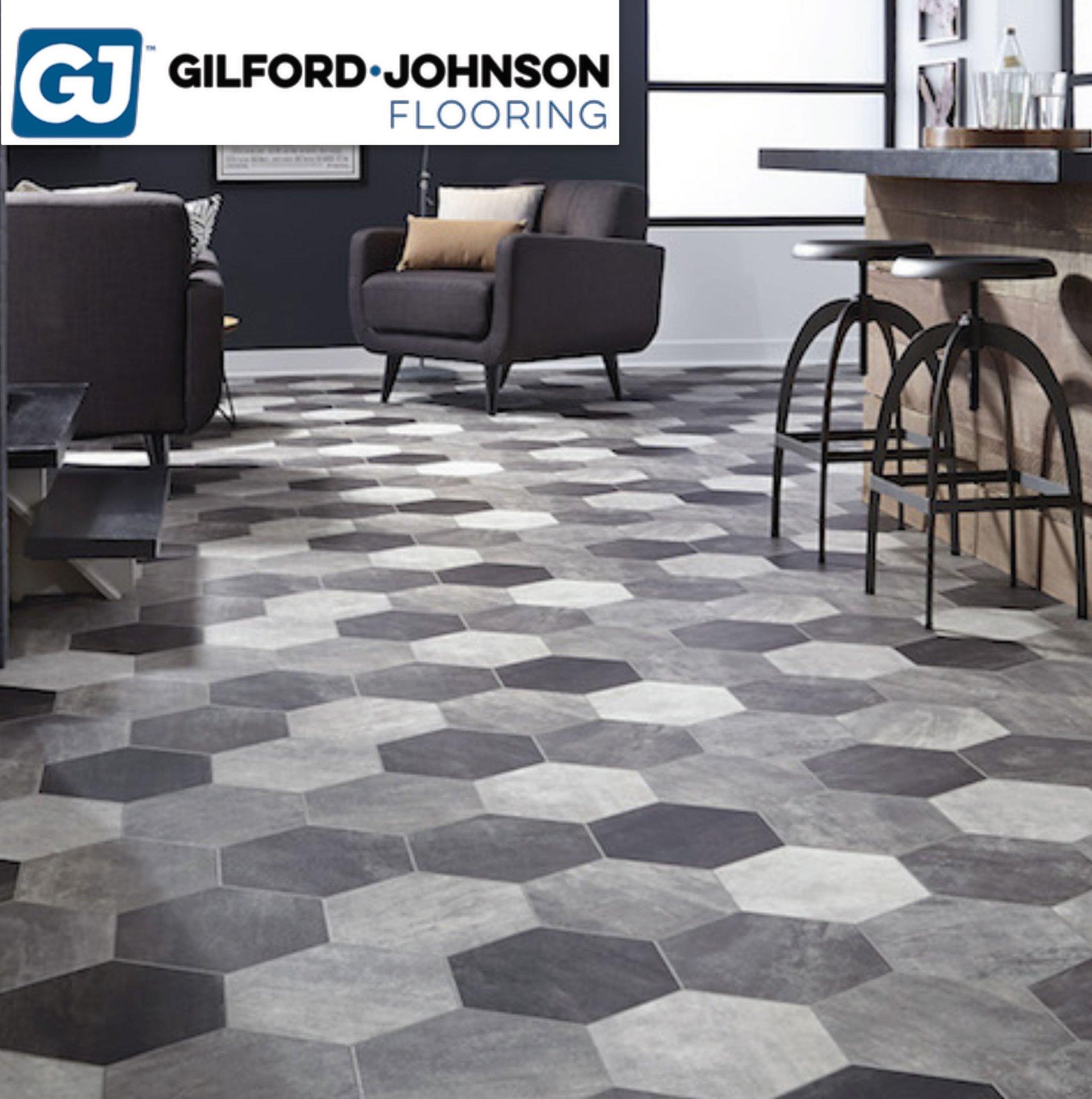 Gilford-Johnson resilient vinyl