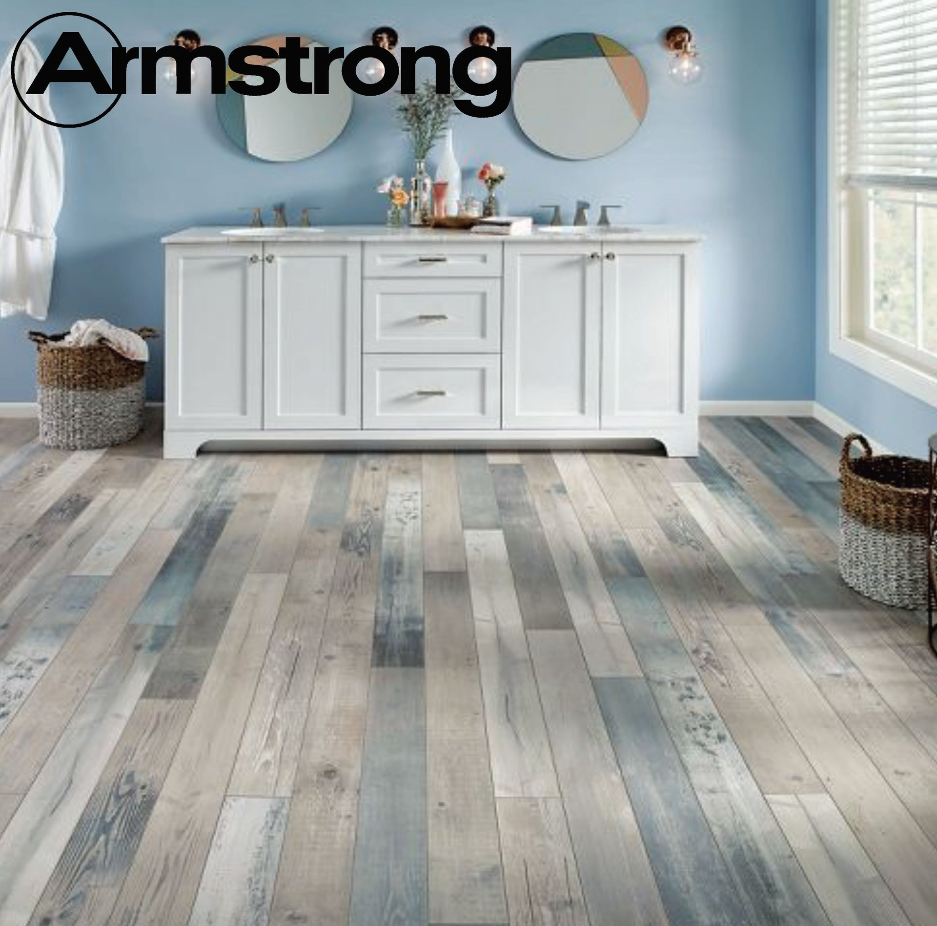 Armstrong luxury vinyl plank