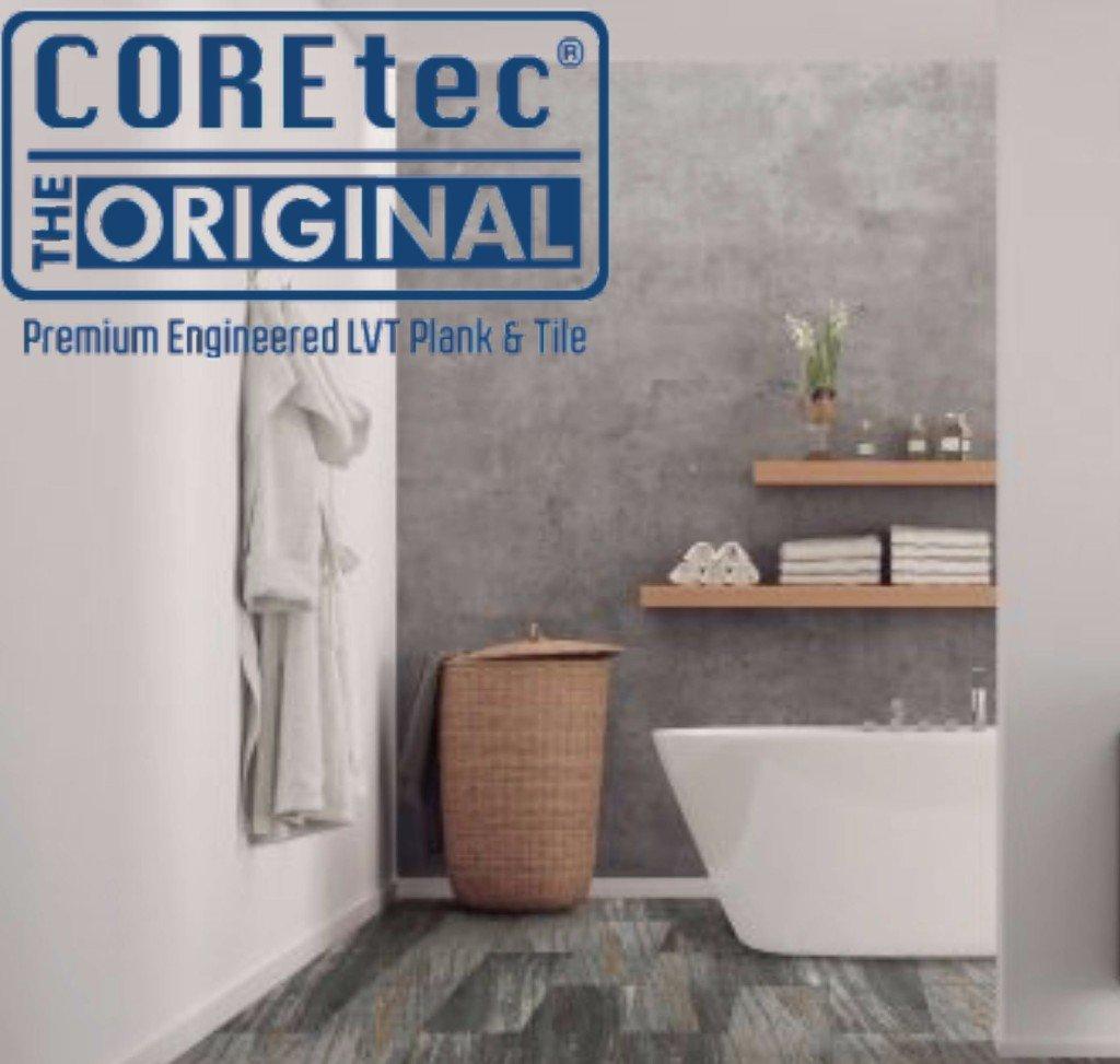 Coretec LVT & Tile