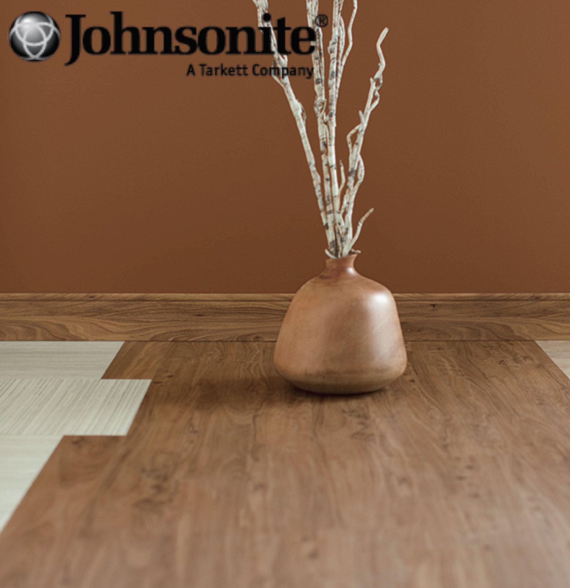 Johnsonite commercial LVT