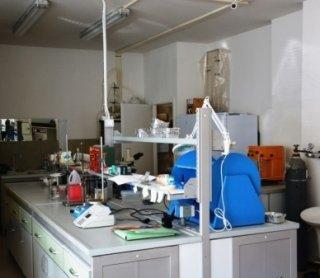 campionatore di polveri a gas, kit rapidi per analisi dei suoli, vaporizzatore di acetone