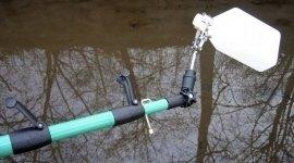monitoraggio acqua, fiale di campionamento, gorgogliatori