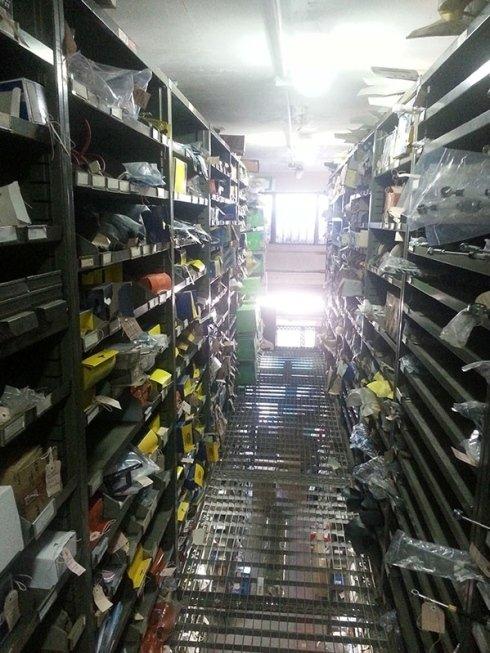 Ricambi ed accessori per sistemi freno