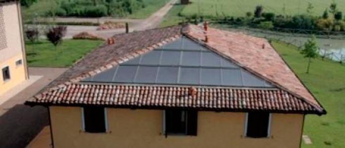 Pannelli fotovoltaici Impianti Montaguti