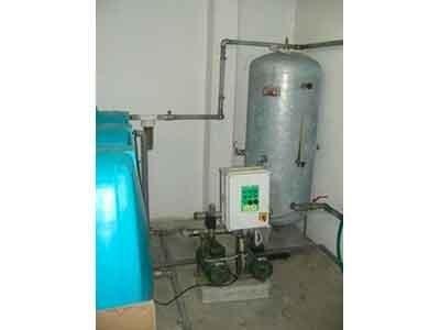 impianti termoidraulica condominiale Montaguti