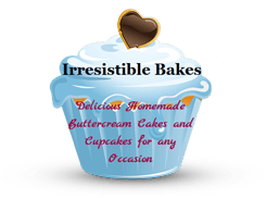 graphic of Irresistible cupcakes
