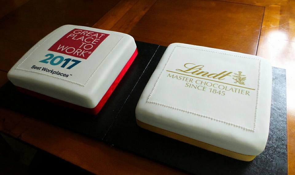 Corporate-Cake