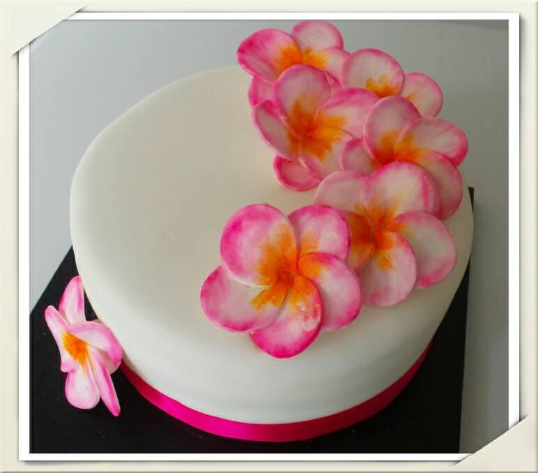 Decorative-Floral-Cake