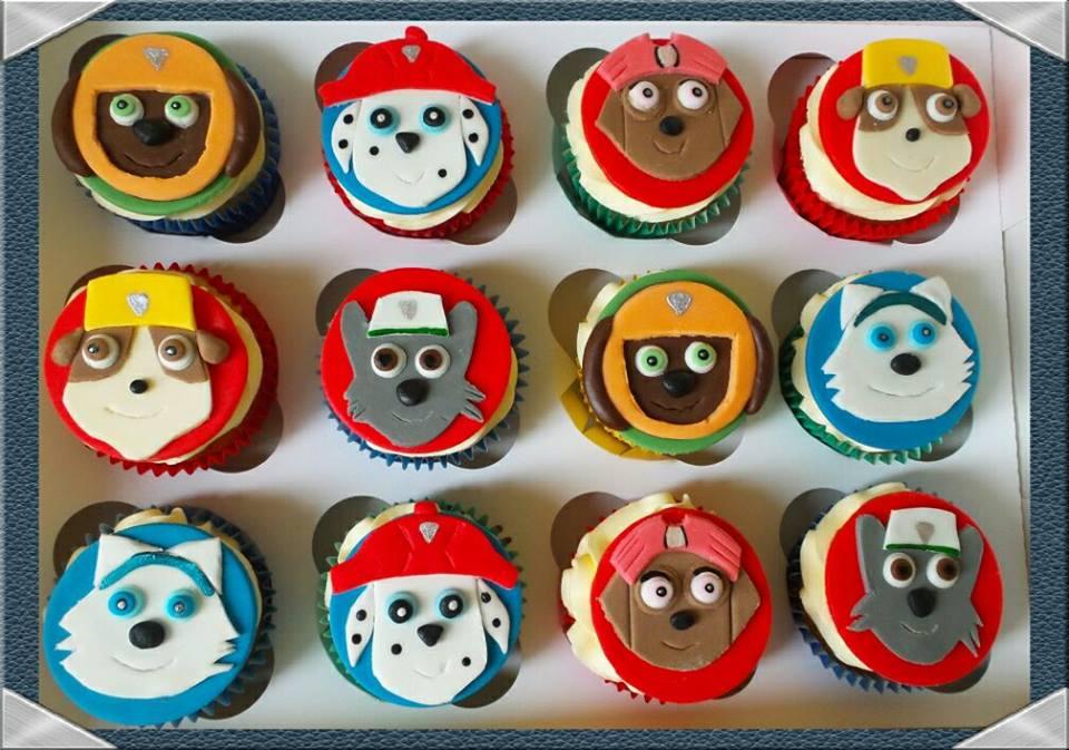 Paw-Patrol-Cupcakes
