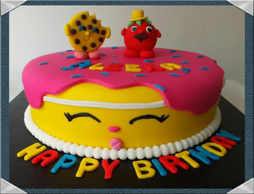 Shopkins-Cake