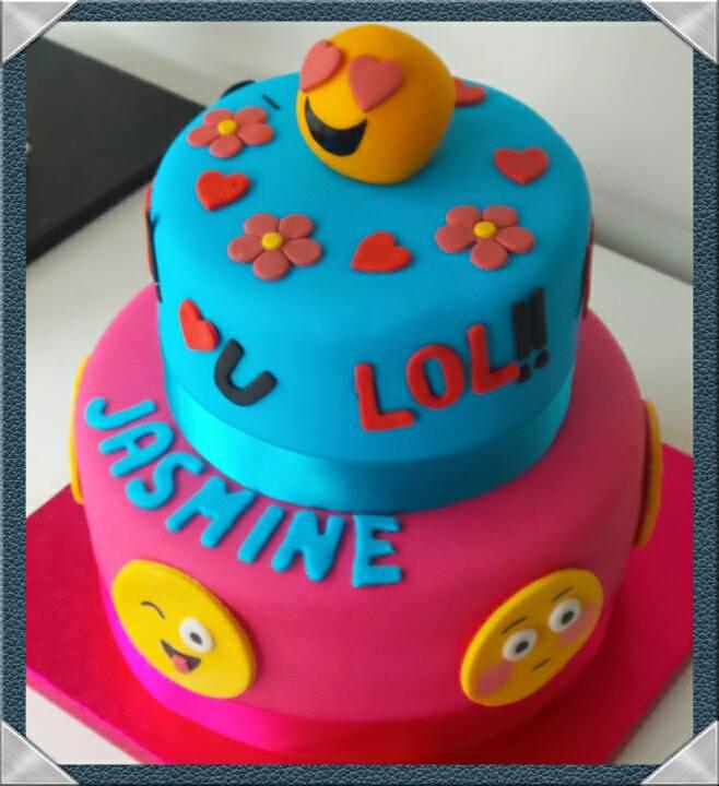 Cake Ice Cream Emoji : Contact us for corporate cakes in Virginia Water ...